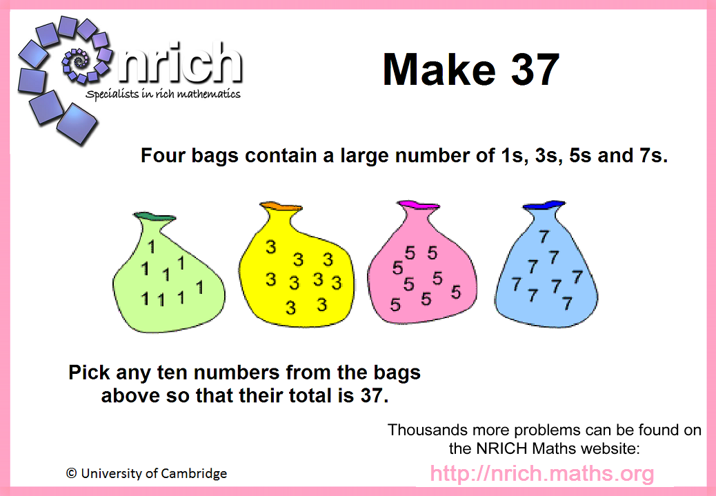 problem solving ks2 nrich