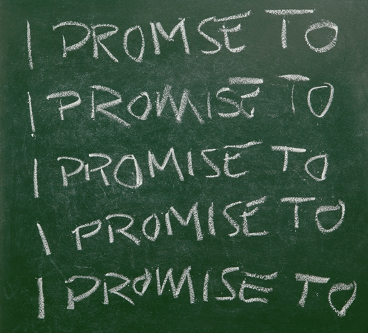 Image result for i promise myself words